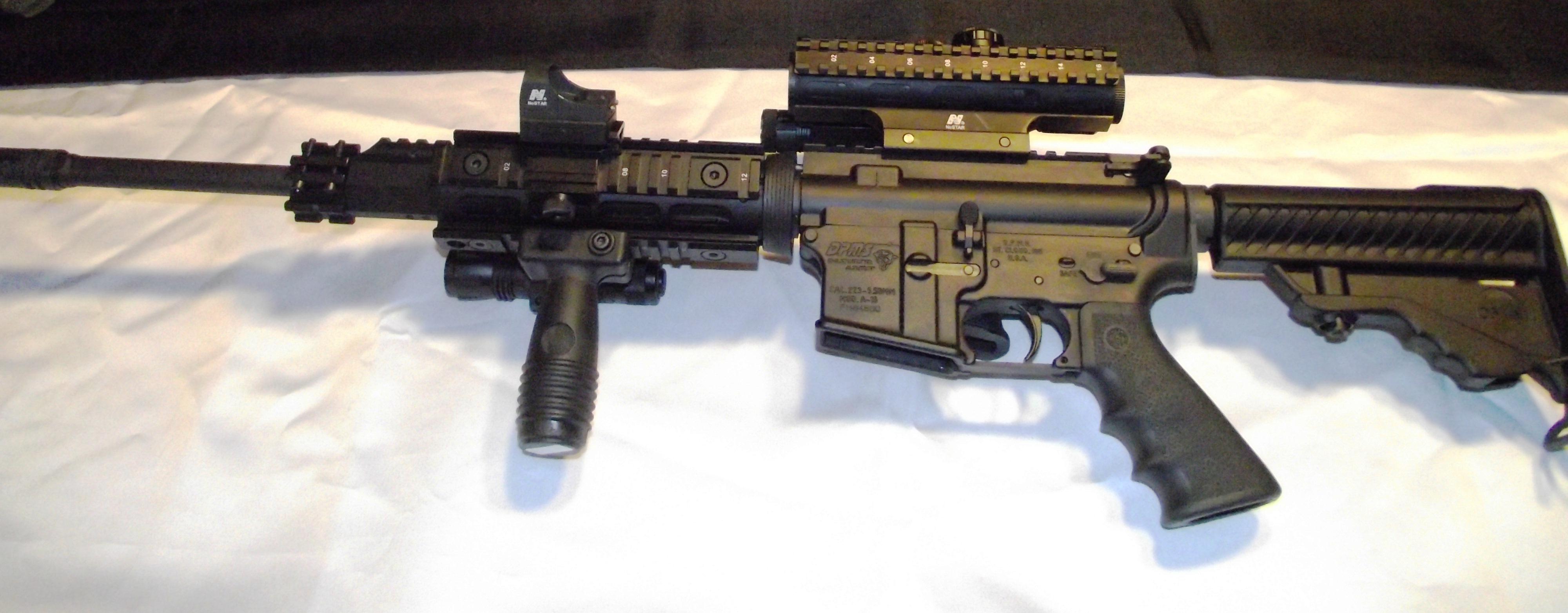 Ncstar Ar15 Tactical Expert Kit Gun Gear Usa Blog